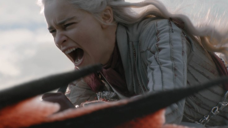 Dany charging