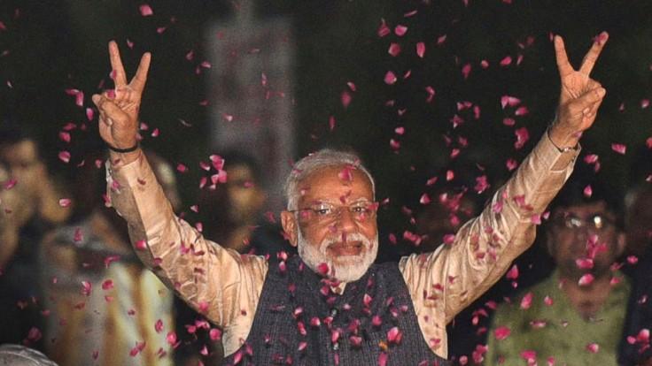 Elections, New Delhi, India - 23 May 2019